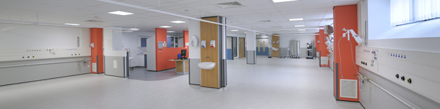 Glan Clwyd Hospital Refurbishment