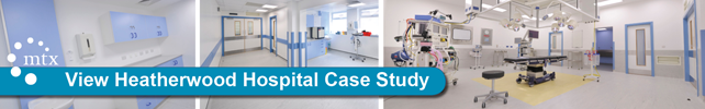 Heatherwood Hospital Case Study