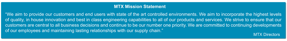 MTX Mission Statement