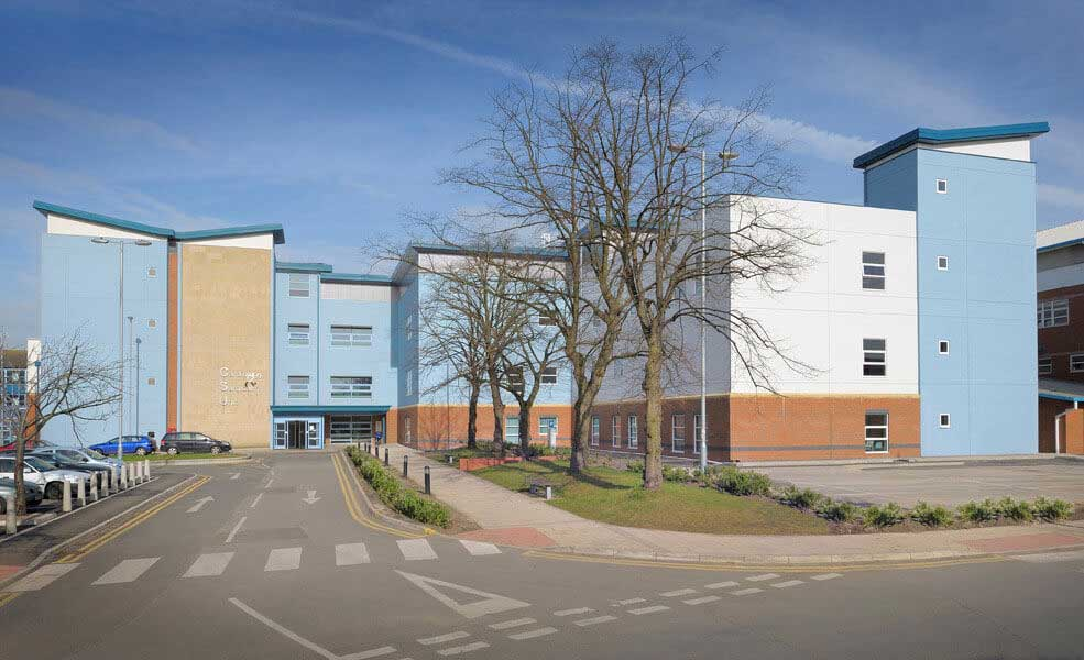 Stepping Hill Hospital - Cardiology and Surgical Unit