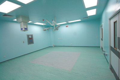 Chester Hospital Operating theatre