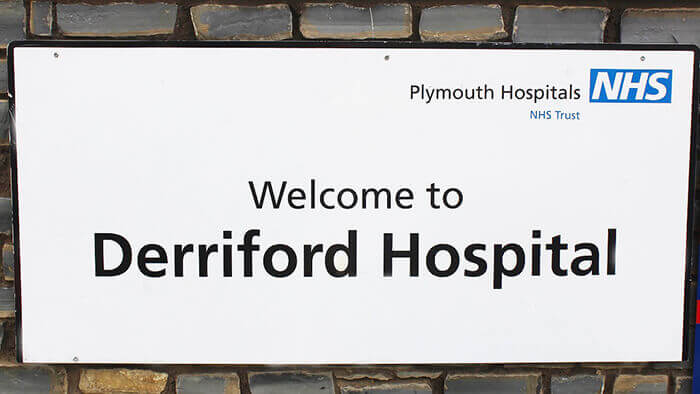 Derriford-Hospital-sign