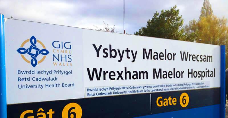 Wrexham-Maelor-Hospital