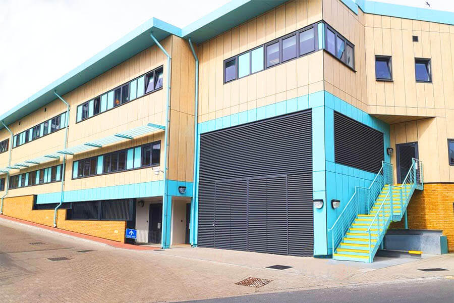 Royal Sussex and County Hospital External