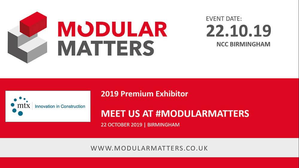 MTX Modular Matters